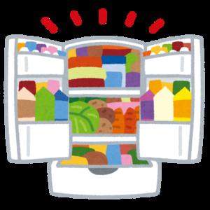 ストレージのイメージ冷蔵庫