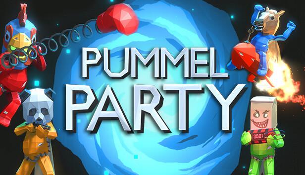 pummel party ってどんなゲーム?