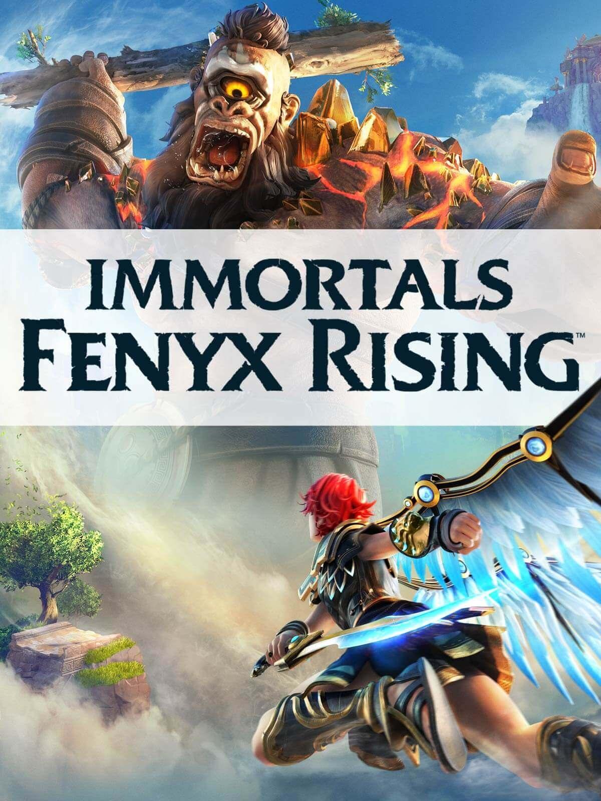 immortals fenyx rising ってどんなゲーム?