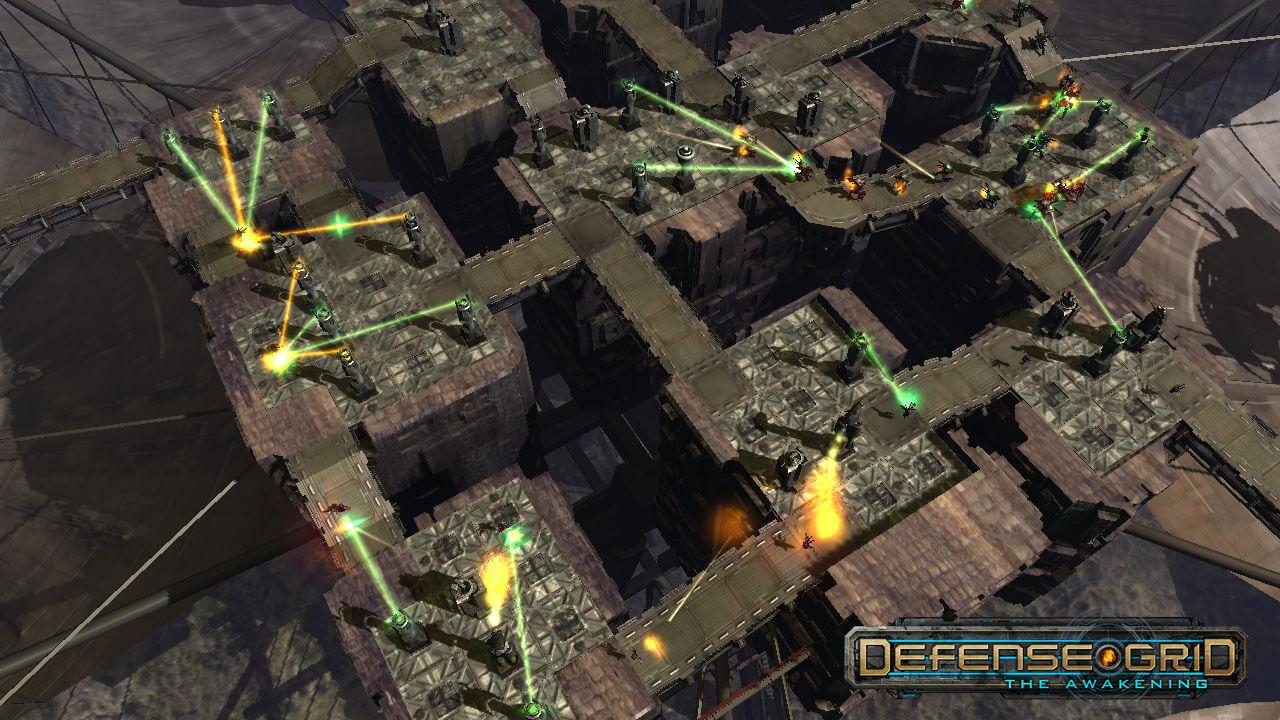 defense grid ってどんなゲーム?