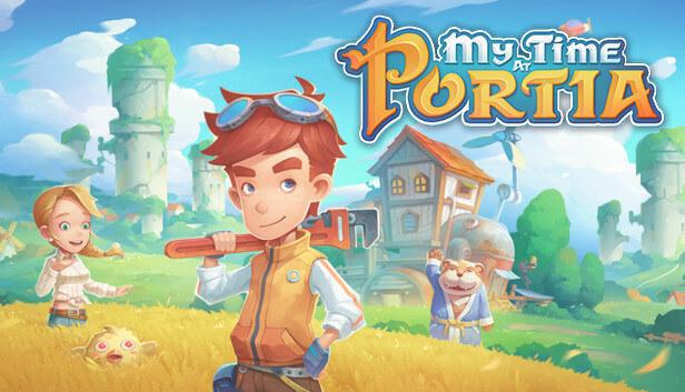my time at portiaってどんなゲーム?