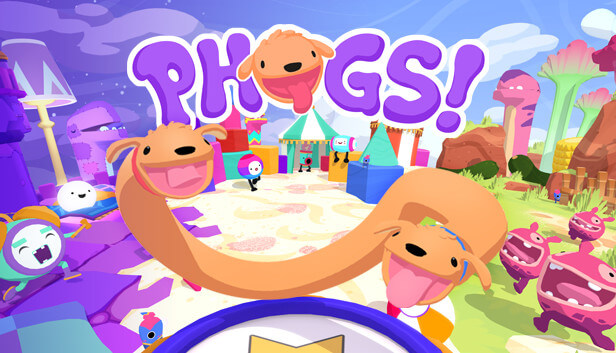 犬 犬 PHOGS!ってどんなゲーム?