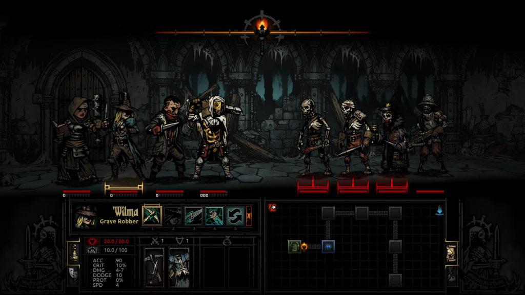 darkest dungeonってどんなゲーム?2