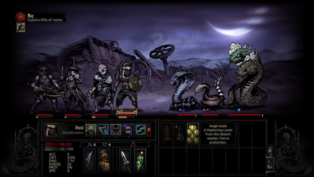 darkest dungeon ってどんなゲーム?3