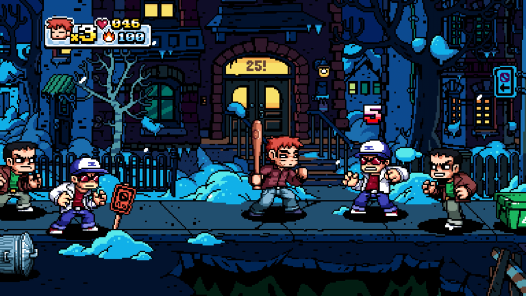 Scott Pilgrim vs. the World: The Gameってどんなゲーム?3