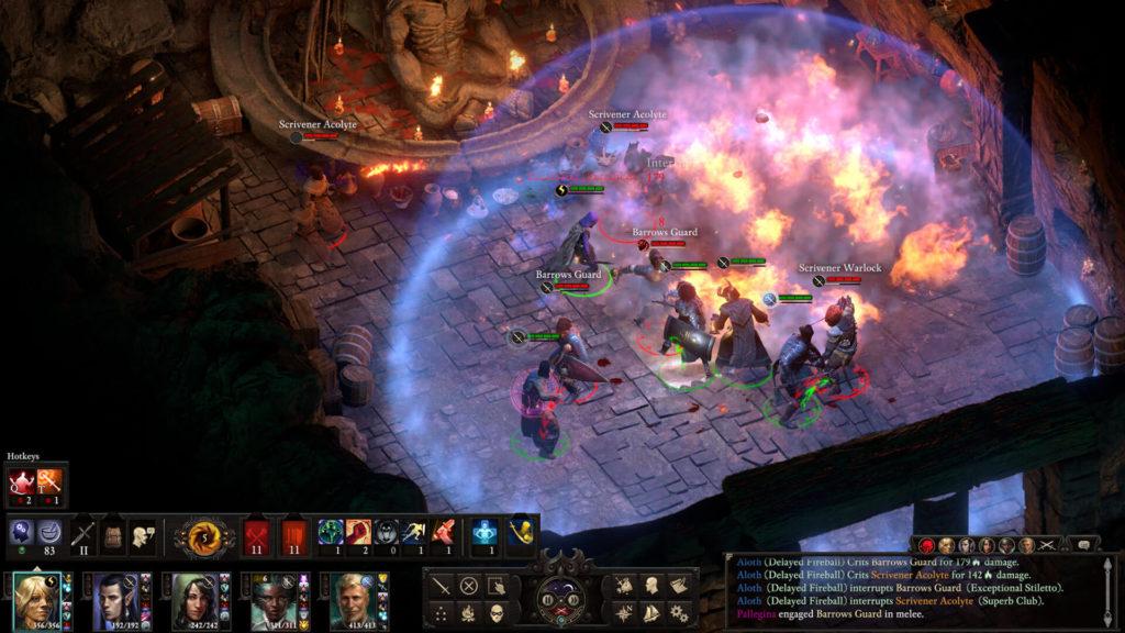 Pillars of Eternity II: Deadfireってどんなゲーム?3